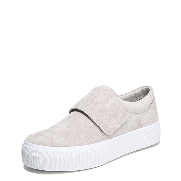 c729c4522 Vince Shoes | Cage Sport Suede Grip Strap Sneaker 75 | Poshmark
